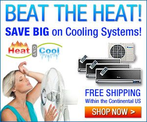 Heatandcool Com Split System Air Conditioner Geothermal Energy