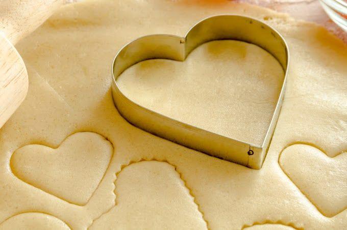 Gluten-free Sugar Cookies #cinnamonsugarcookies