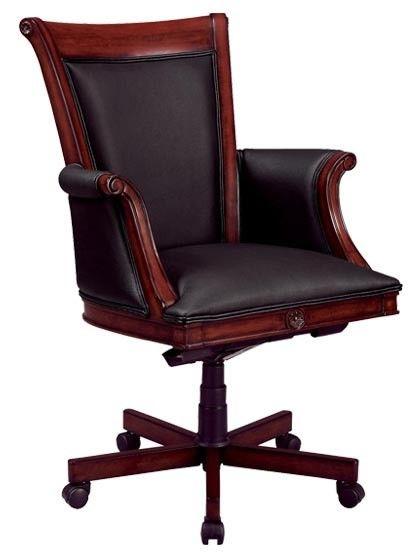 dmi executive high back desk chair wood frame on sale library rh pinterest com