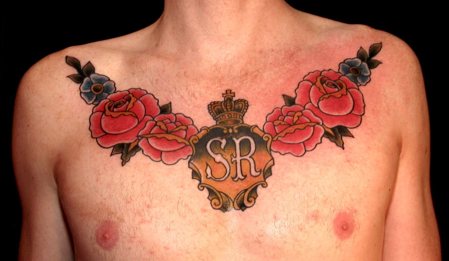 16+ Astonishing Sternum tattoo ideas pinterest ideas in 2021