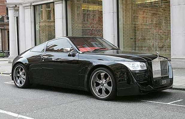 sultan of brunei rolls royce phantom coupe this custom phantom coupe rh pinterest com