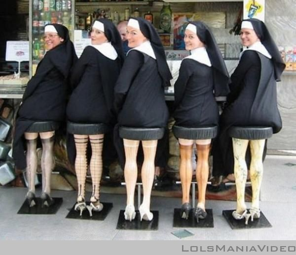 Funny Nuns Beckys Gems Funny Photos Funny Funny Dresses