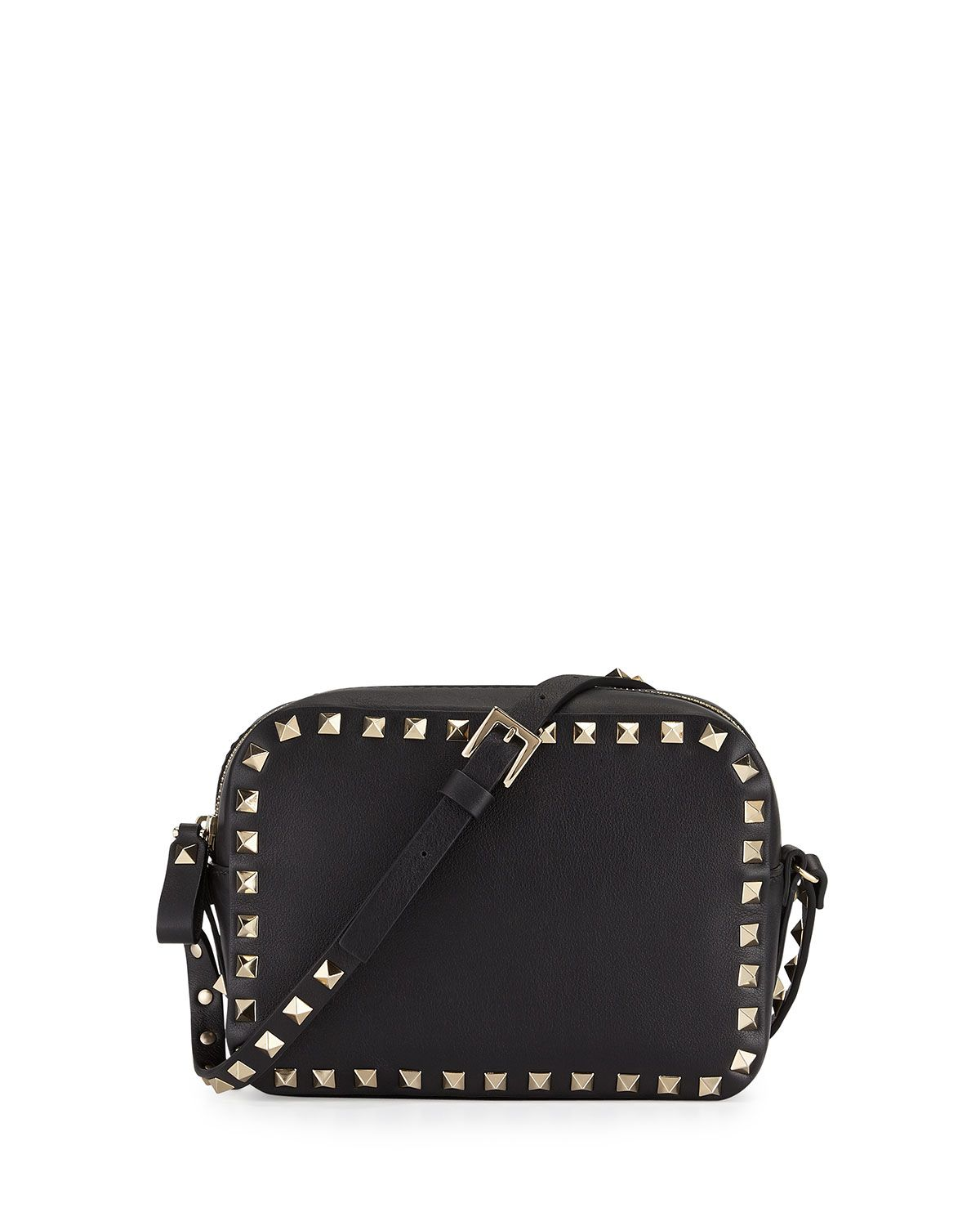camera shoulder bag - Black Red Valentino ZmVLcTncLP