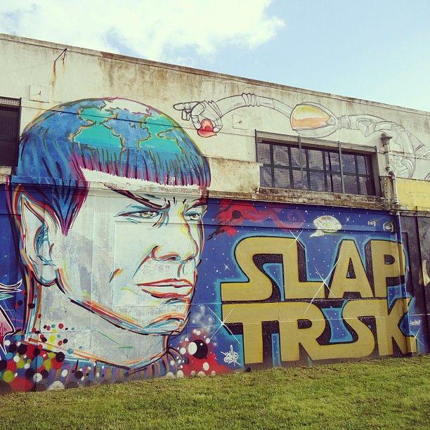 #streetart #streetartlisbon #streetartutopia #streetarteverywhere #instagrafite…