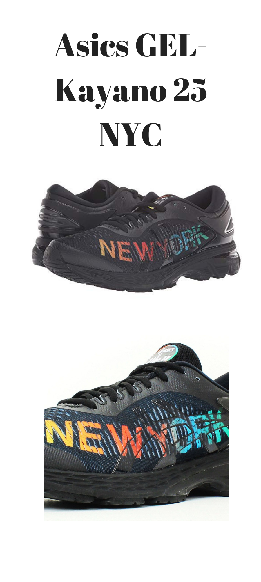 Celebrate the New York City marathon with an exclusive