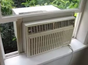 How To Support A Window Air Conditioner Window Air Conditioner