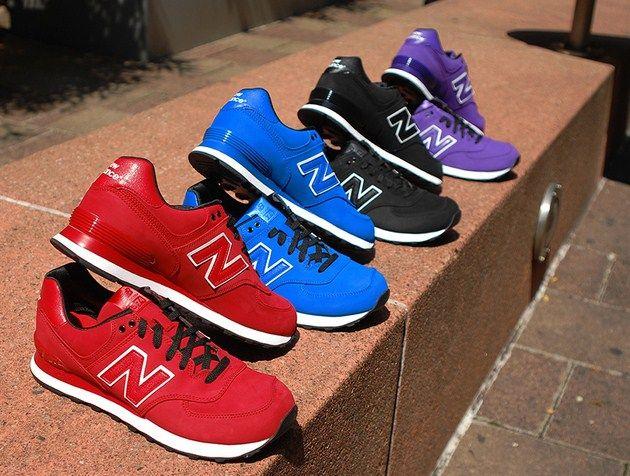 new balance 574 hombre nobuck