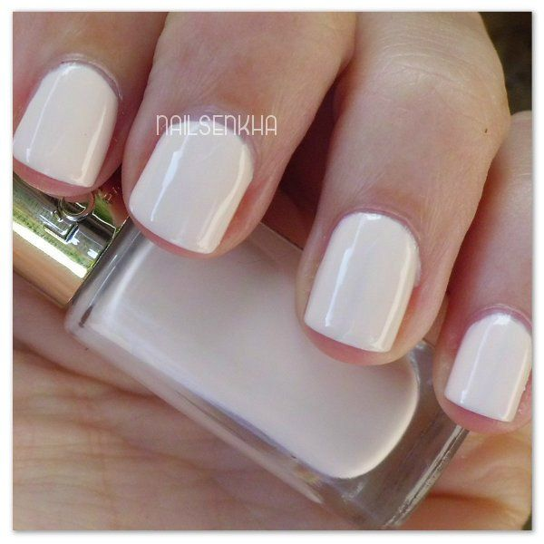 loreal 856 Peach Neglige #pink #nails #notd #manicure #nailart ...