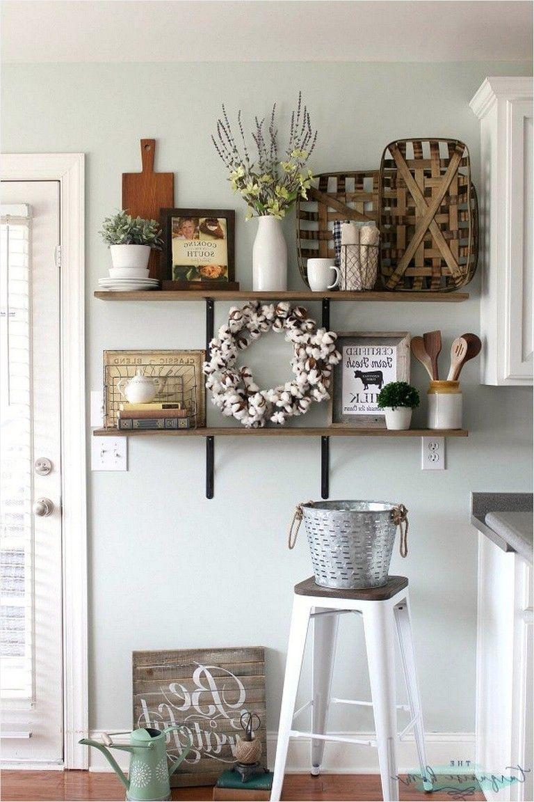 40 incredible kitchen wall decorating ideas kitchenwalldecor rh pinterest com