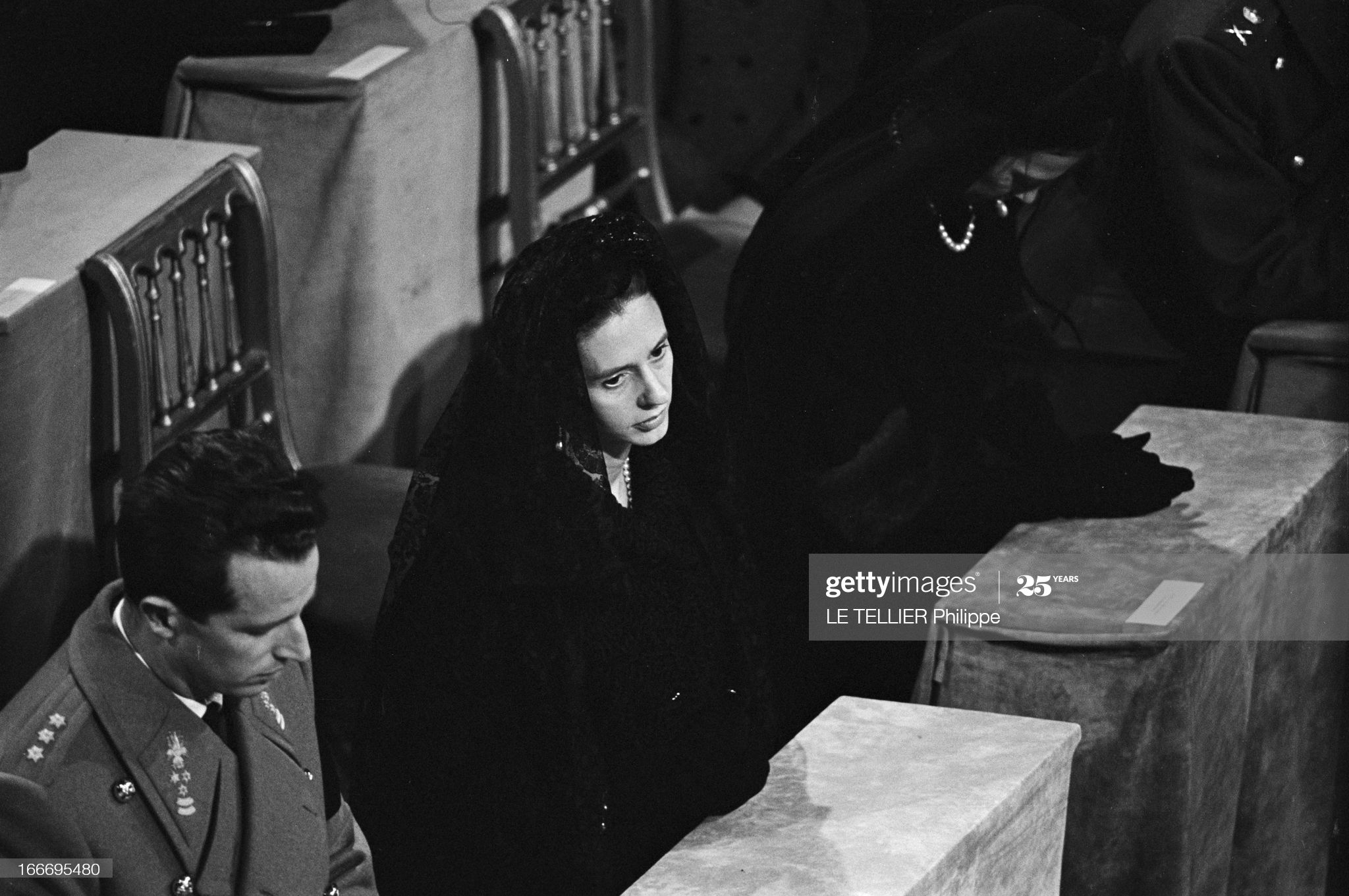 News photo funeral of queen elisabeth of belgium a
