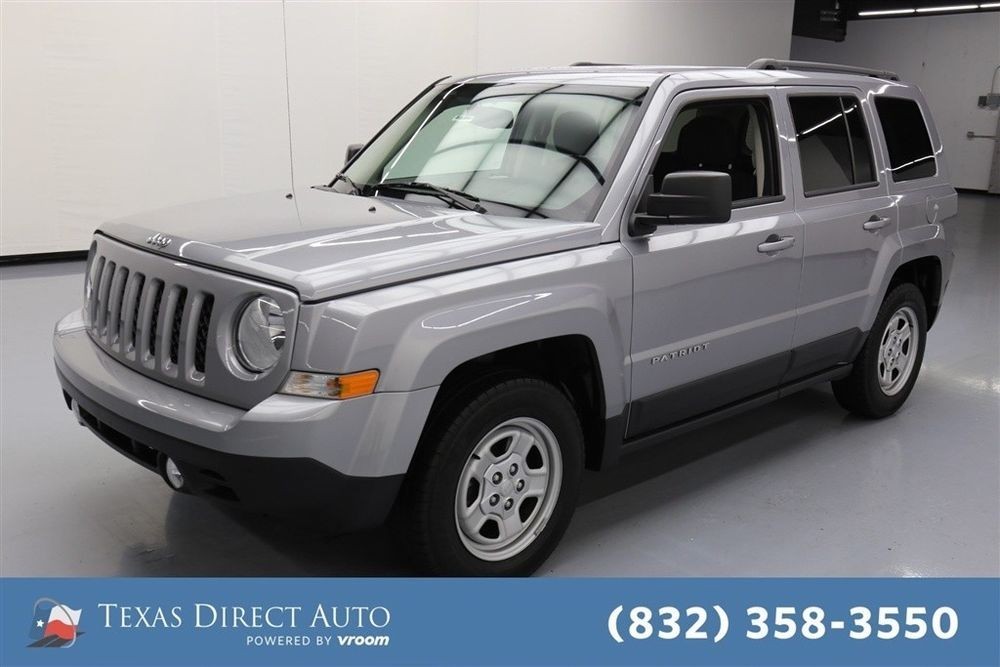 ebay 2017 jeep patriot sport texas direct auto 2017 sport used 2l rh pinterest com