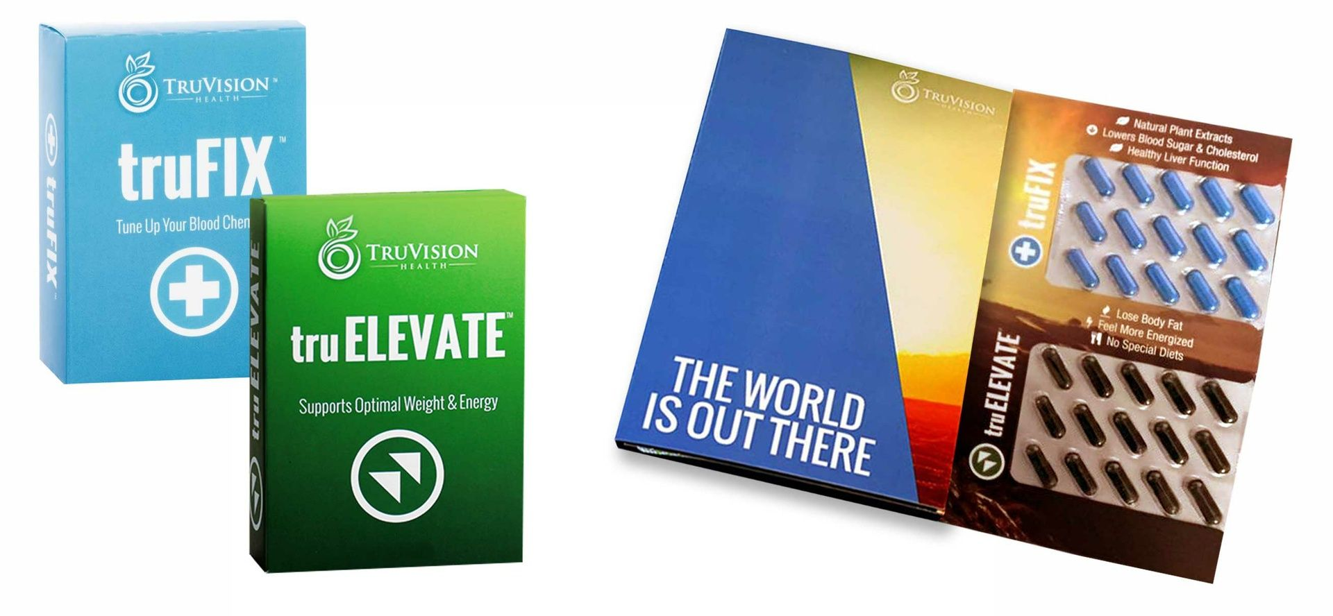 7 Day TruElevate + Trufix Sample Pack | Truvision Is Amazing ...