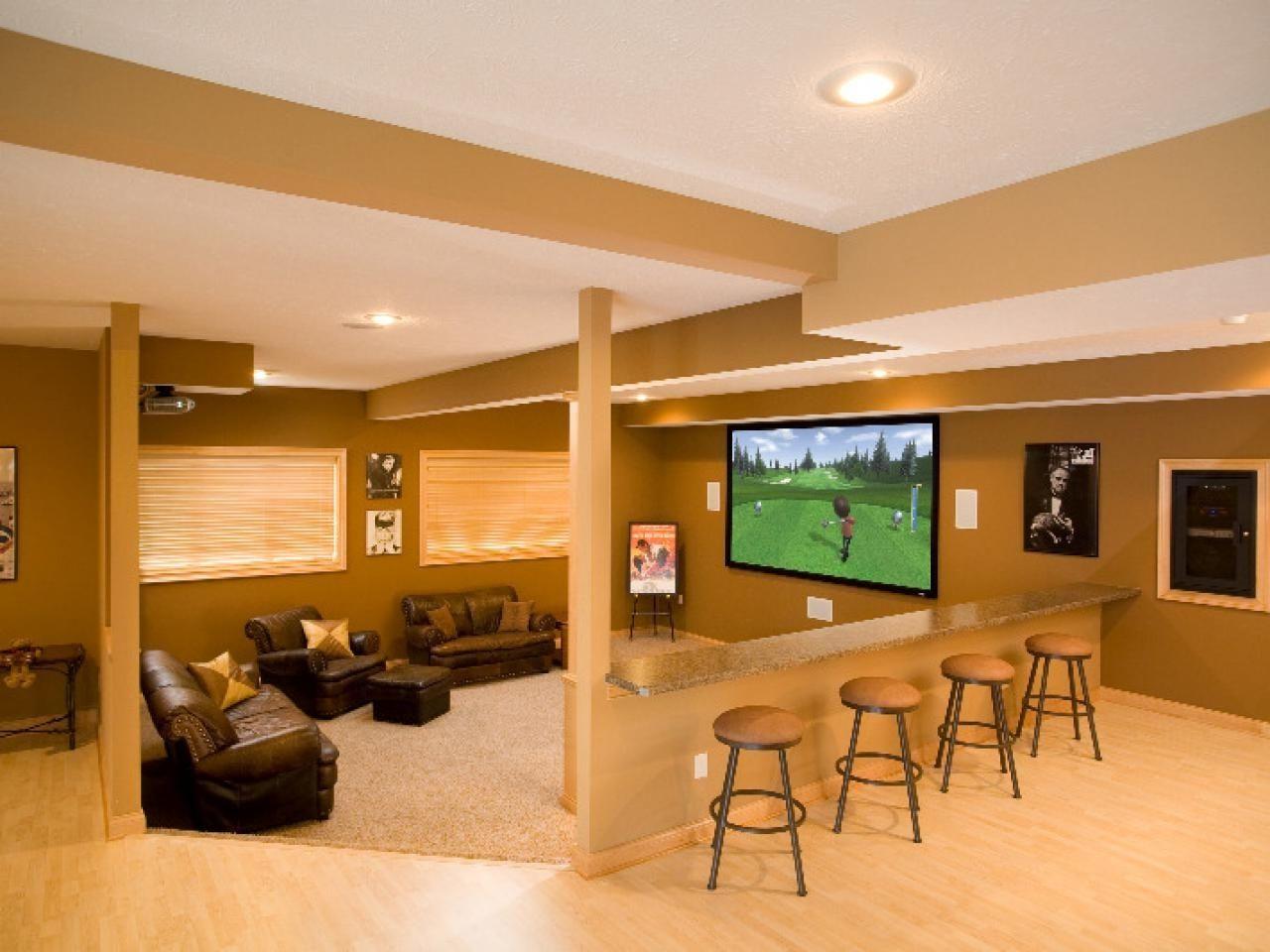 20 epic rec room ideas decoration for your family entertainment rh pinterest com