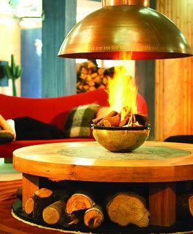 Round Fireplace Hoods | monessen adjustable fireplace canopy flat ...