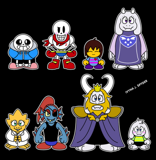 Undertale Characters Kirby Right Back At Ya Ified Undertale