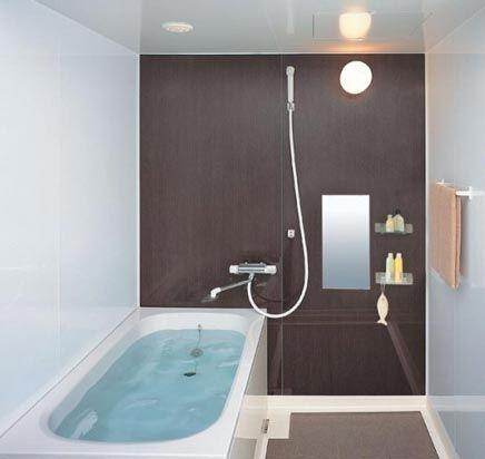 Kleine Badkamer Met Bad En Wc Nieuw Badkamers Voorbeelden Bad In ...