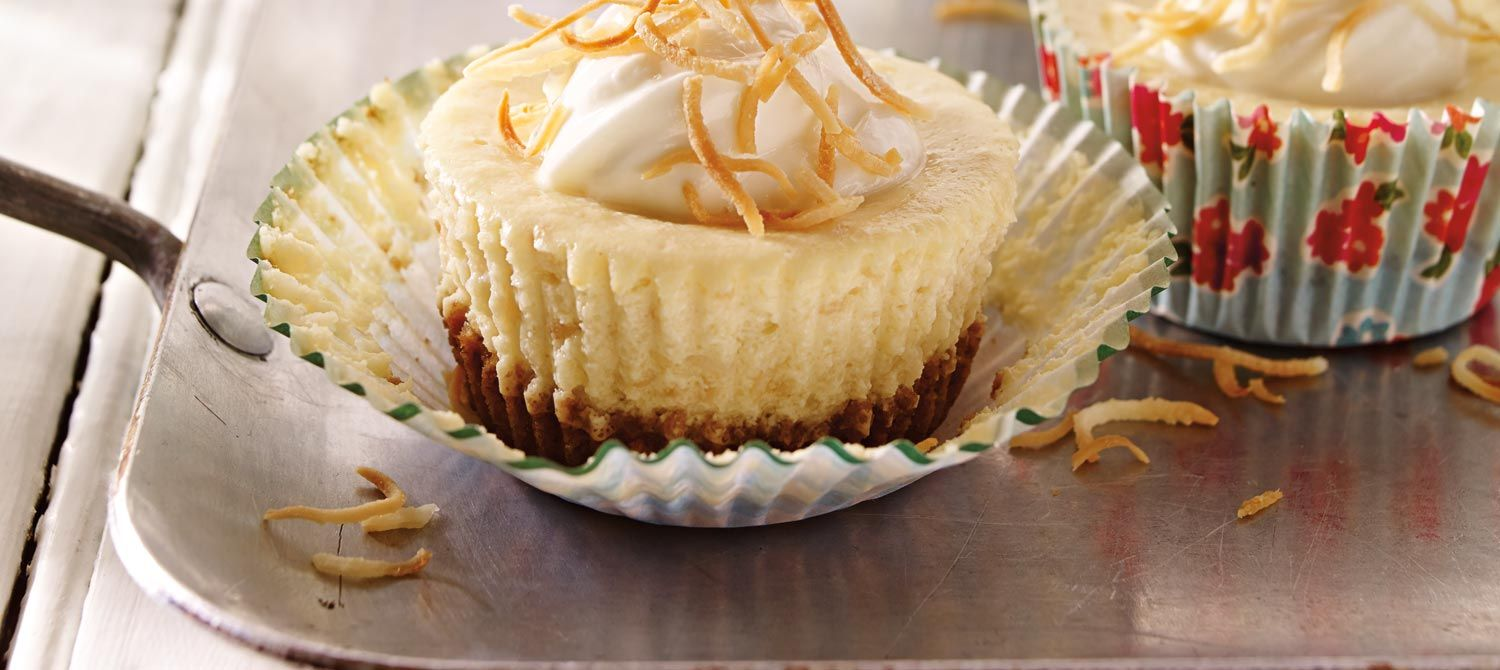cottage cheese and coconut cupcakes recipe cheesecake cottage rh pinterest ca