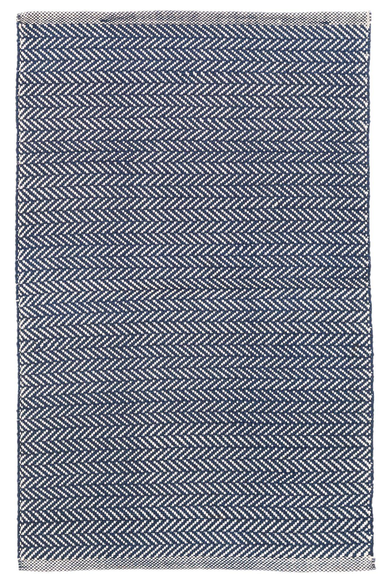 Primary Color Navy Ivory Product Type Area Rug Material Details Polypropylene Dimensions Size 10 X 14 Overall Weight 32 Lbs
