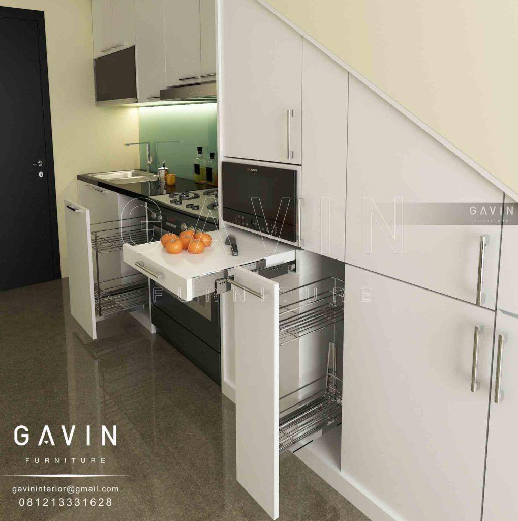 53+ Model Desain Lemari Dapur Bawah Minimalis Terkini
