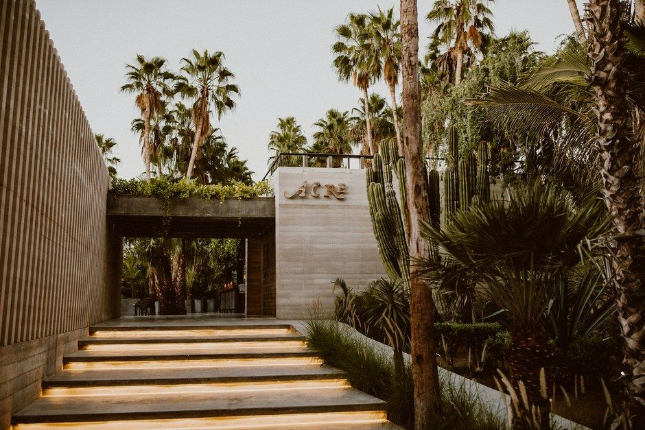 acre san jos del cabo baja california sur mexico resort review rh pinterest com