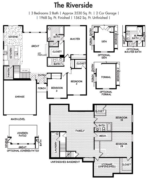 House Plans 1st Floor Only Http Www Simplicity Homes