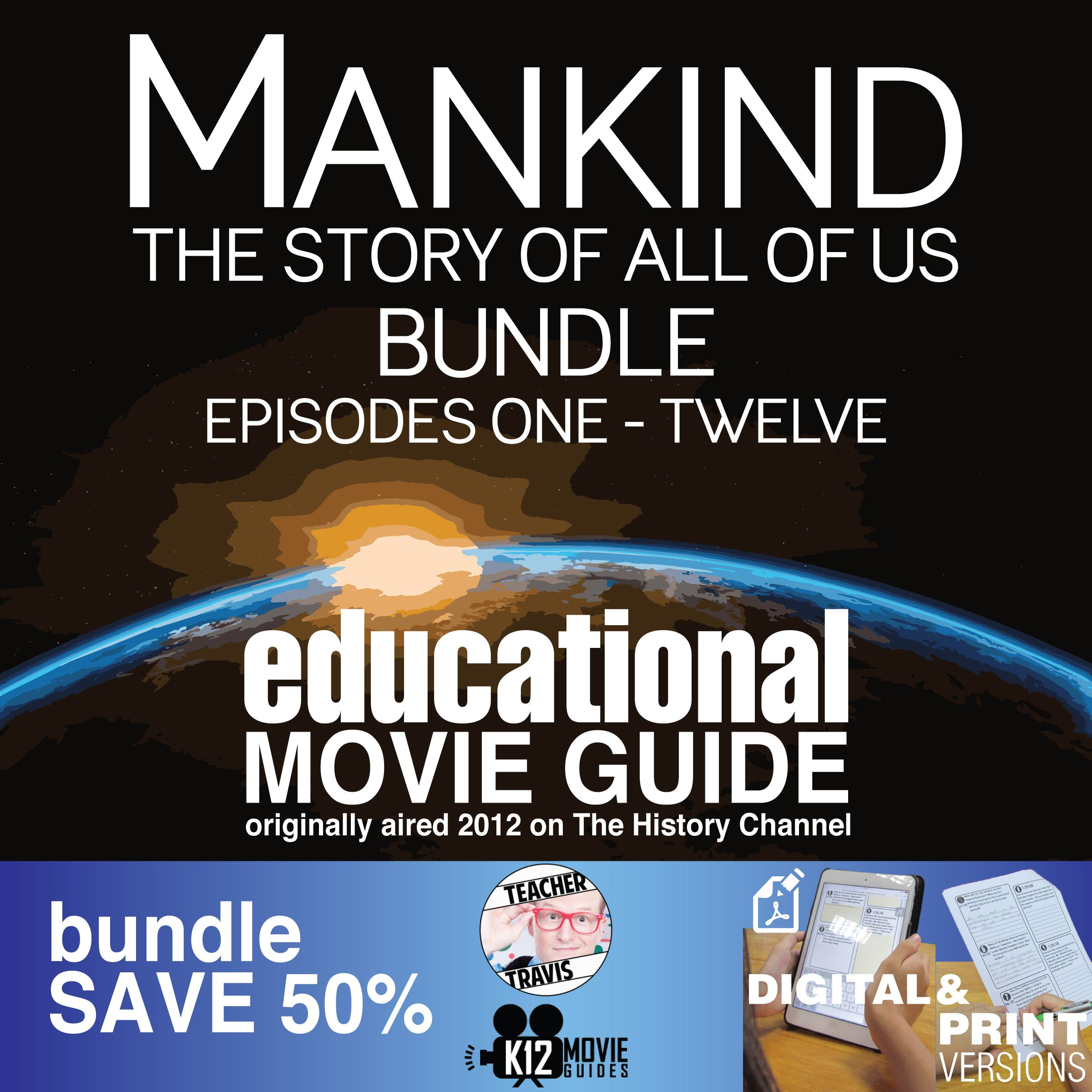Mankind The Story Of All Of Us E01
