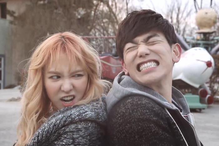 Red Velvet's Wendy and Eric Nam Release Adorable MV for 'Spring Love' | MoonROK