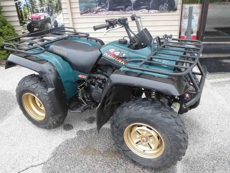 Used 1995 Yamaha Kodiak 400 4x4 ATVs For Sale in Maine 1995 – Kodiak 400 Atv Wiring