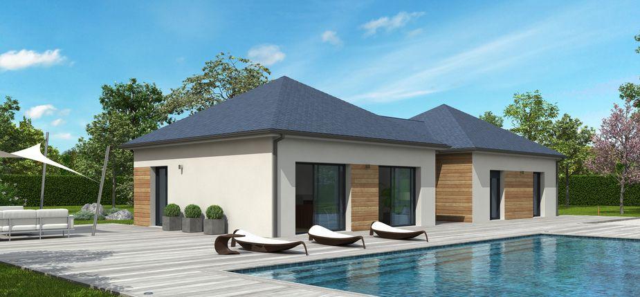 Le modèle Nativie Ardoise Dans un esprit loft, cette construction - exemple de plan de construction de maison gratuit
