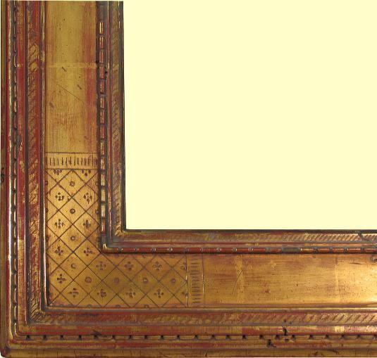 Harer Antique Replica Custom Water Gilt Gold Leaf Picture Frame Gilding Gilded Goldleaf Museum Antique Picture Frames Quality Picture Frames Picture Frames