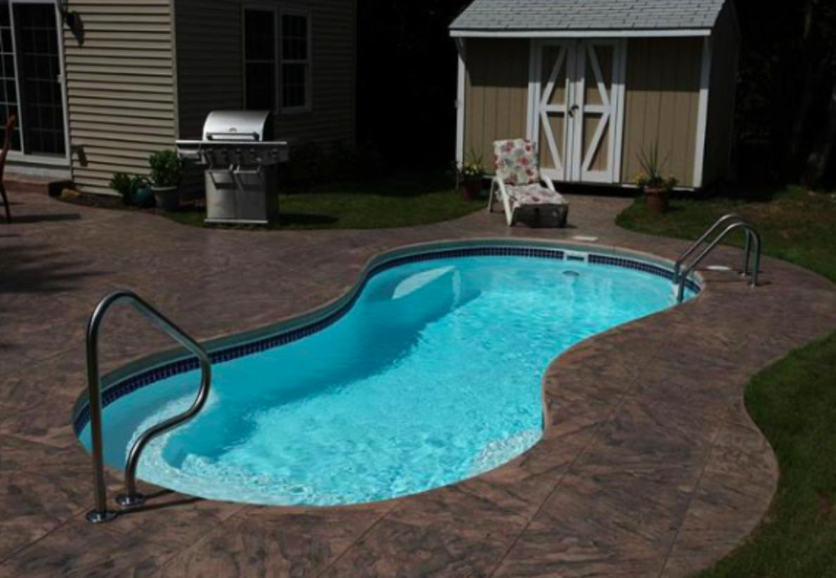 44 Adorable Custom-build Plunge Pool Ideas for Your Home ...