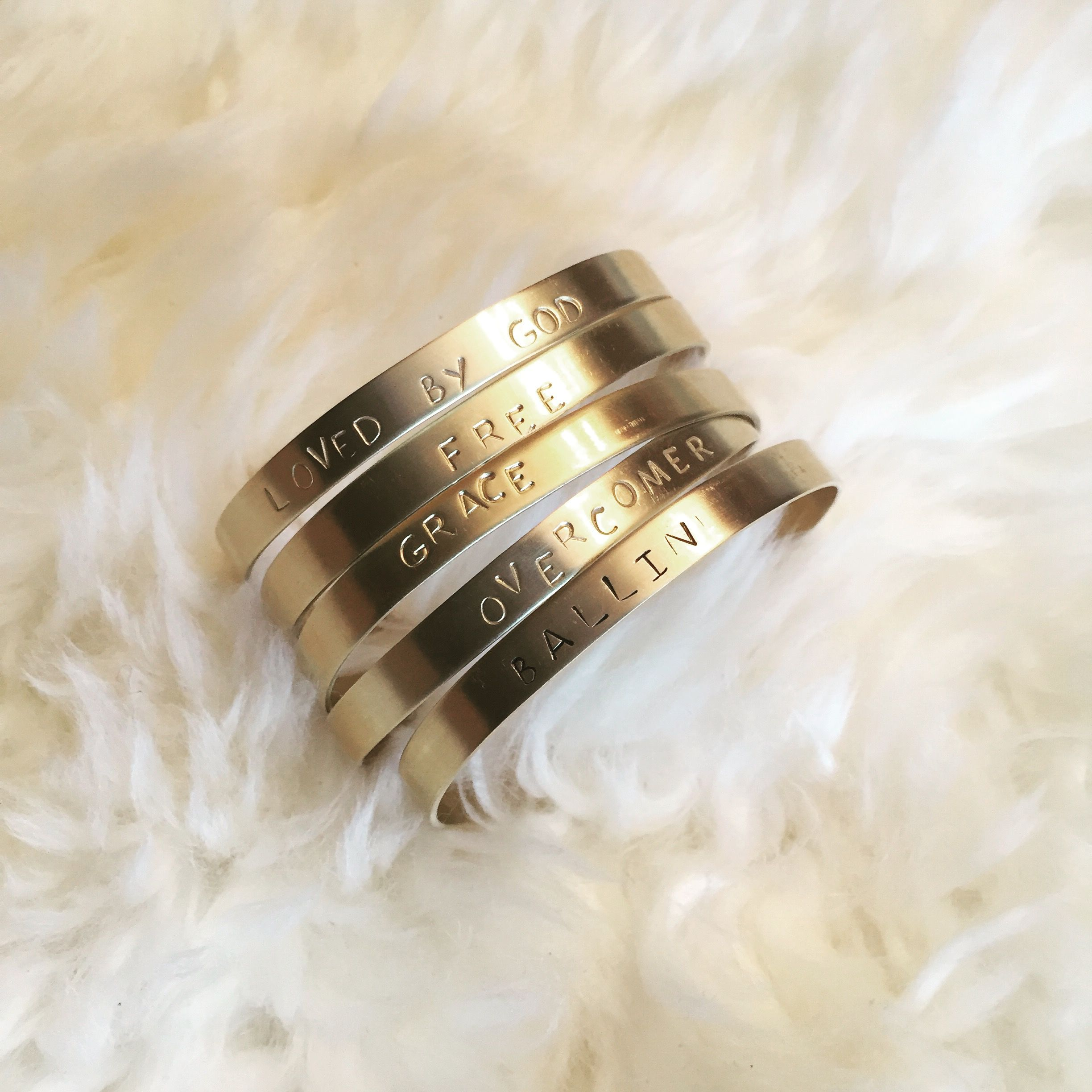 Cutomized stamped brass cuffs brass cuff shopping and fashion