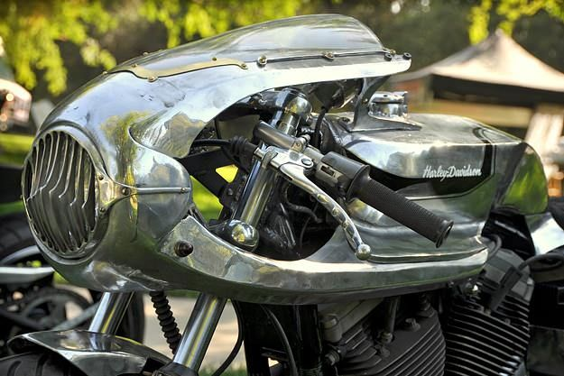 Harley Sportster Cafe Racer