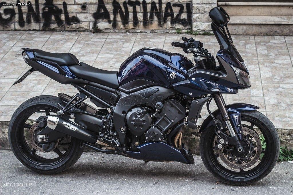 Yamaha Fz1 Fazer Fazer 1000 2007 6300 0 Eur Car Gr Like Mine