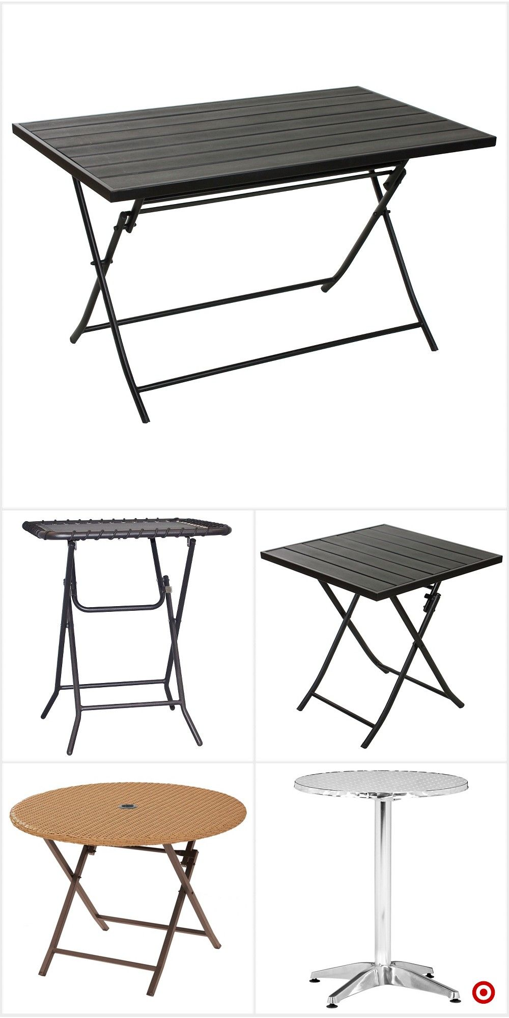 Shop Target For Patio Folding Table You Will Love At Great Low