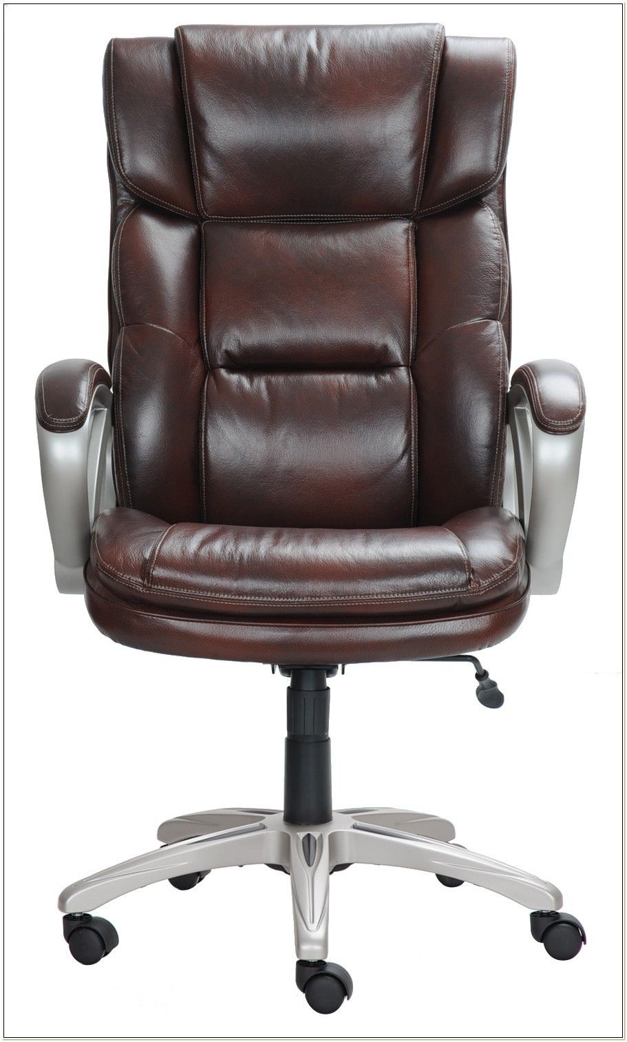 20 Broyhill Bonded Leather Executive Chair Home Office