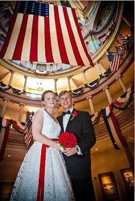 St Louis Old Courthouse Wedding / Elopement | Elope in St Louis ...