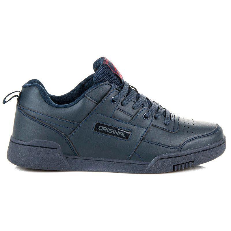 Sportowe Meskie Axboxing Niebieskie Sportowe Buty Meskie Ax Boxing Shoes Black Sneaker All Black Sneakers