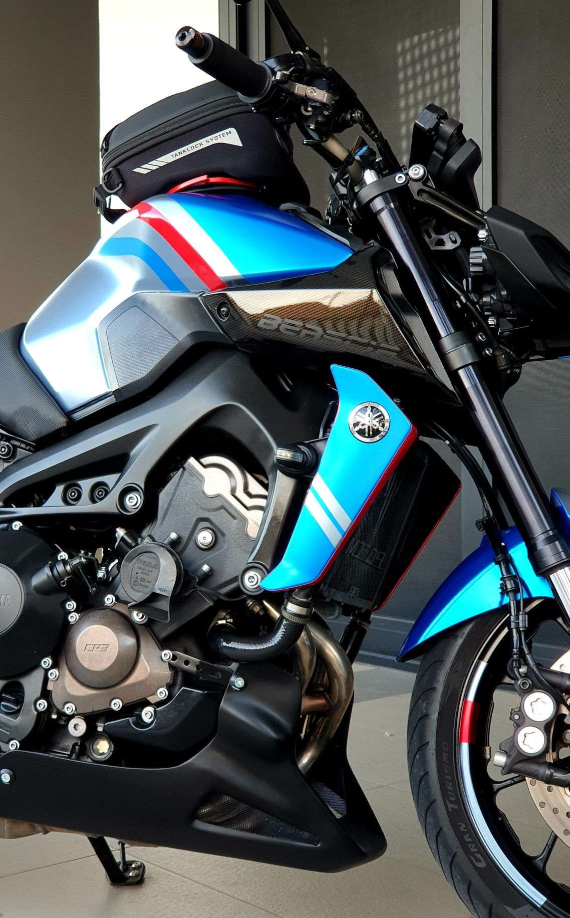 Yamaha MT-09 4K Wallpaper, Naked bikes, 2021, 5K, Bikes, #3096