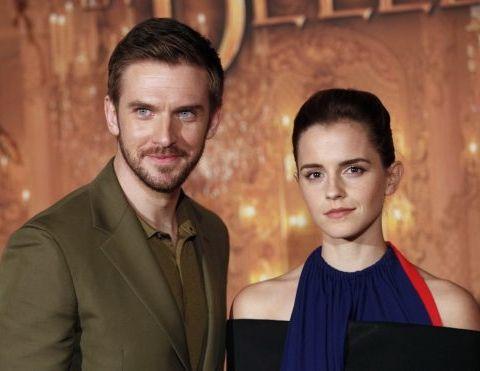 Emma Watson e Dan Stevens <3