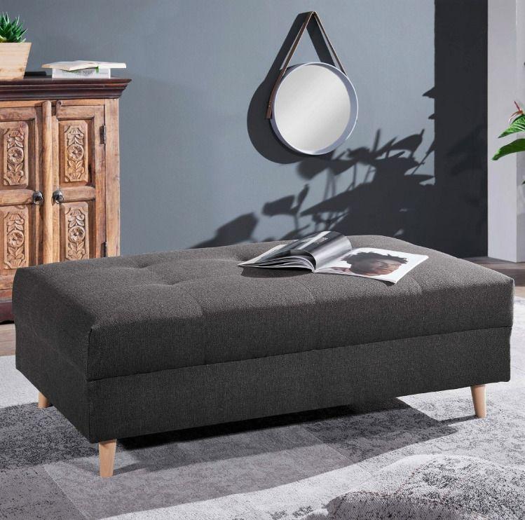 Bequem Und Passend Zum Sofa Unsere Hocker Machen Sich Perfekt