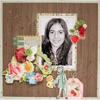 A Project by LUZMA from our Scrapbooking Gallery originally submitted 06/15/12 at 11:51 PM