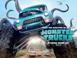 Win A Monster Trucks Movie Merchandise Goody Bag Closing Date