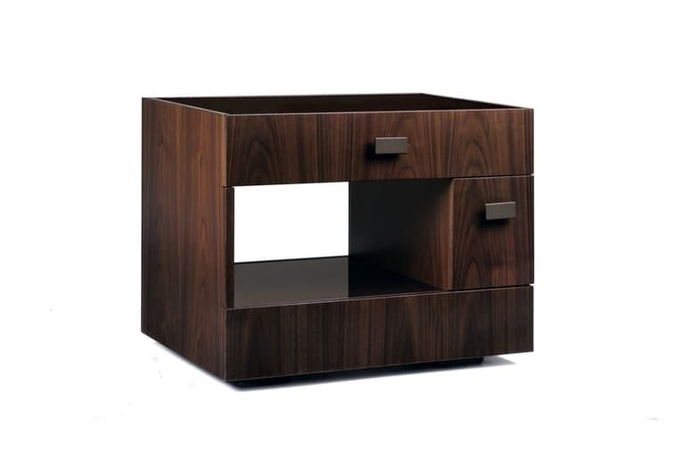 Duet Bedside Table by Antonello Mosca for