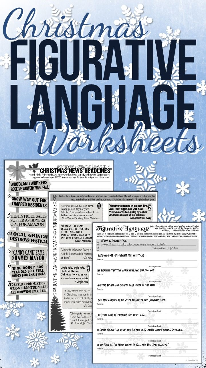 ... while at the same time completing engaging and meaningful activities.  These three worksheet activities come with answer keys and suggestions ...