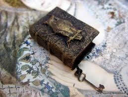 ooak miniature wizard - Google Search