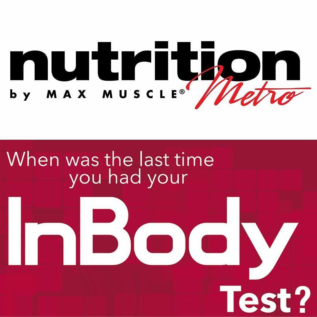 Come see us today 5pm-7pm at @genesishealthclubs to get your FREE @inbodyusa analysis and talk to us about a customized nutrition plan that will work hand and hand with your trading program at Genesis!! #maxmuscle #health #fitness #knowledge #motivation #personaltrainer #fit #fitnessmotivation #lift https://www.instagram.com/p/BV977gRARL1/ via https://www.maxmuscleomaha.com