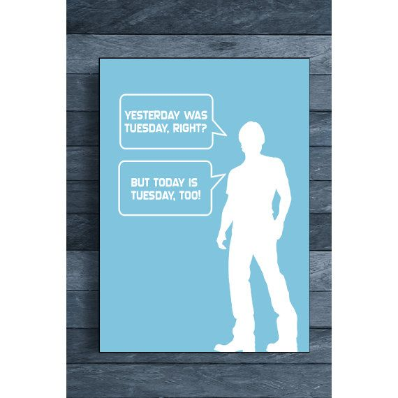 Supernatural Sam Winchester Printable Card by OutlineArt – Supernatural Birthday Card