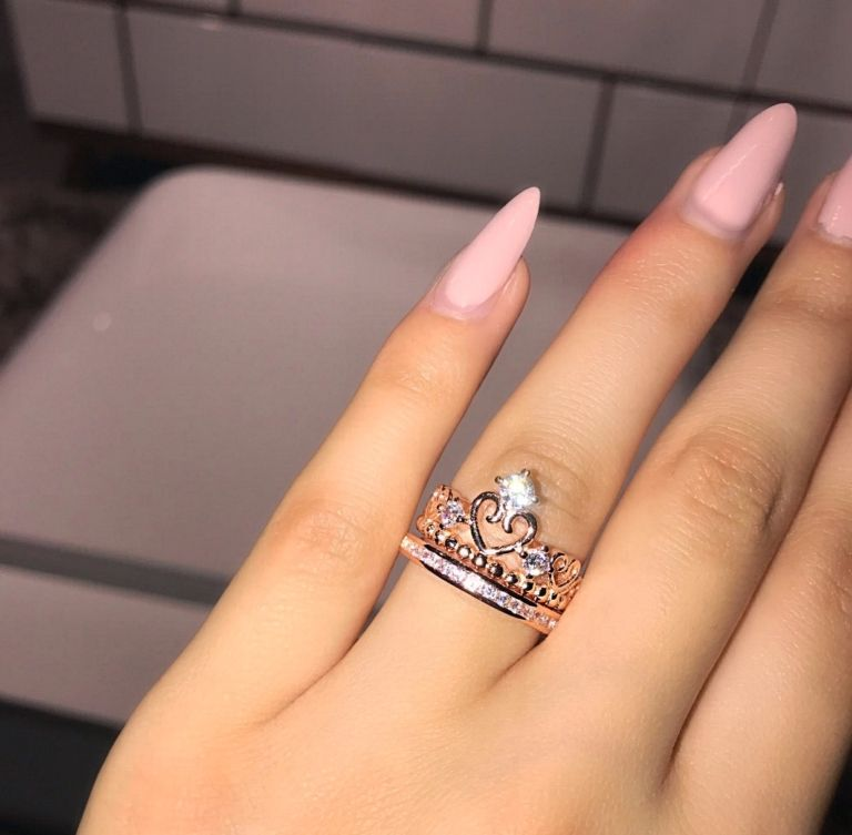 31++ Rose gold and silver wedding ring info