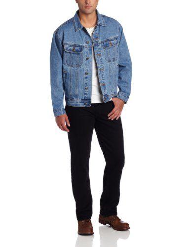 009a9b8606 Wrangler Men s Rugged Wear Unlined De...